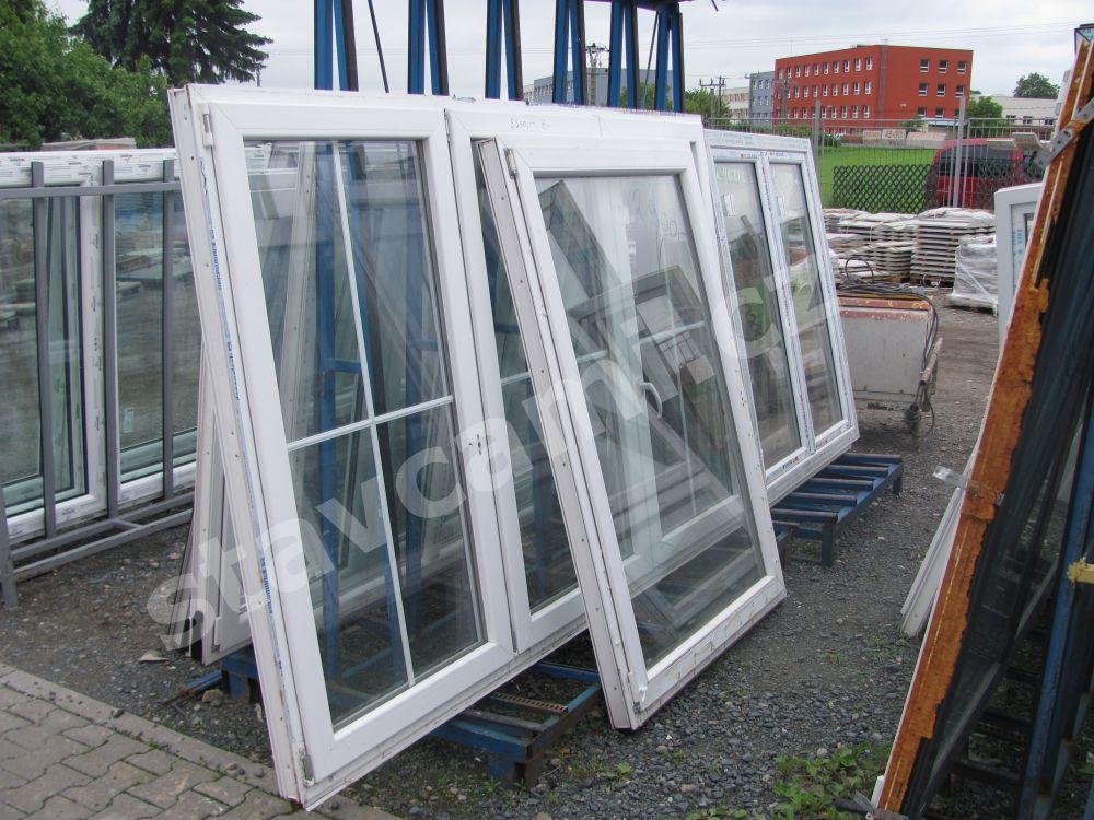 Plastová okna bazar brno