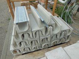 žlab betonový 0,5m