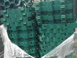 dlažba plast zatravňovací zelená 34x34 cm
