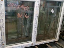 okno 190x140 1kř. / 1kř+fix