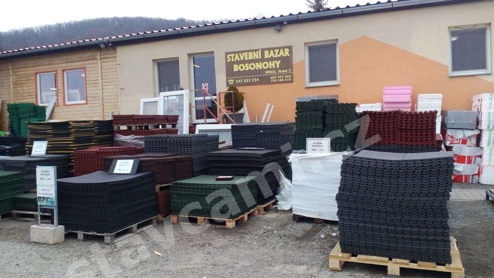 Pryzova dlazba bazar