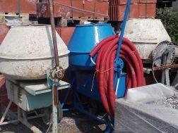 míchačka na beton